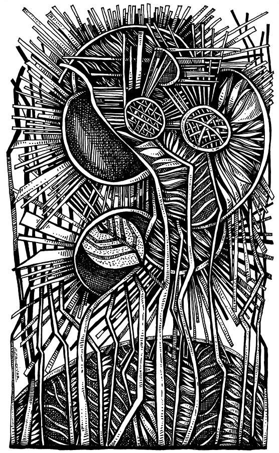Nature in deconstruction by Enrique Zaldivar