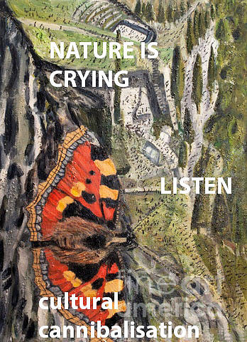 nature is crying by Siobhan Dempsey