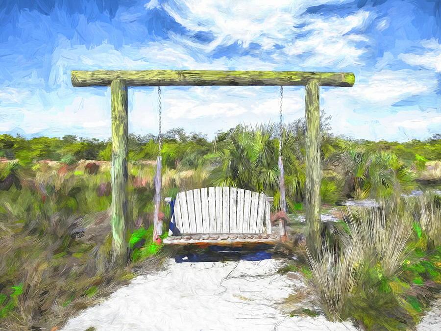 Nature Swing by Robert Stanhope