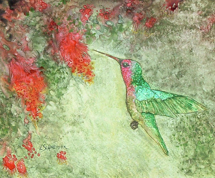 Nature's Little Helper by Edie Schneider