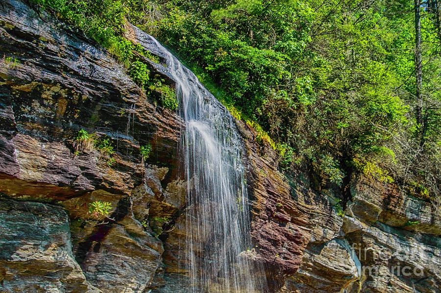 Nature's Wonderfalls by Judy Hall-Folde