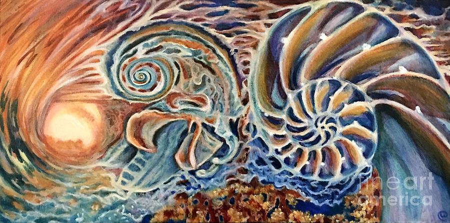 Nautilus Unbound by Linda Markwardt