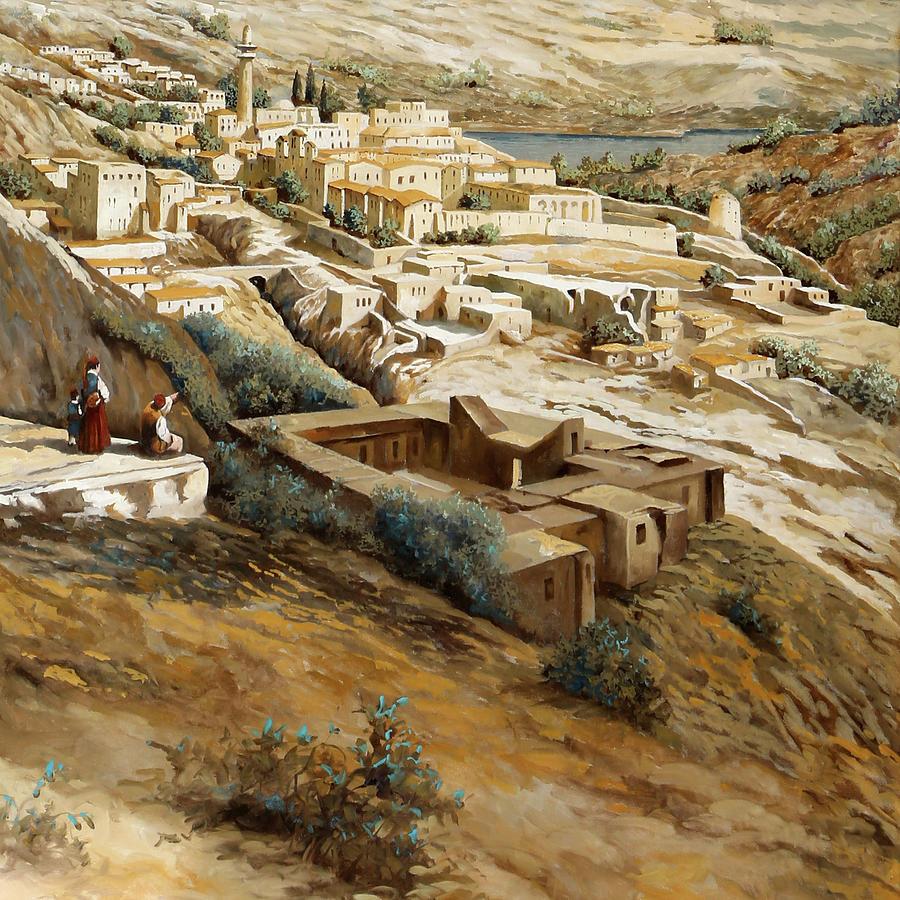 Nazareth Painting