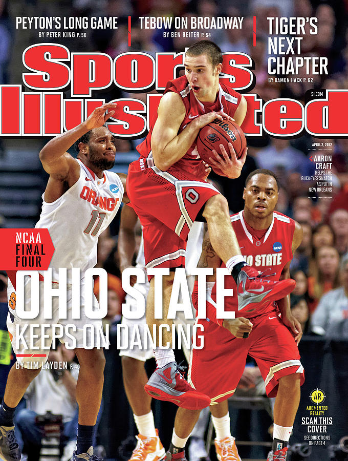 Ncaa Basketball Tournament - Regionals - Boston Sports Illustrated Cover Photograph by Sports Illustrated