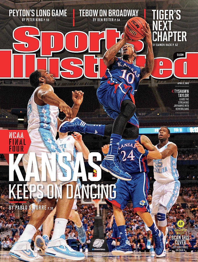 Ncaa Basketball Tournament - Regionals - St Louis Sports Illustrated Cover Photograph by Sports Illustrated