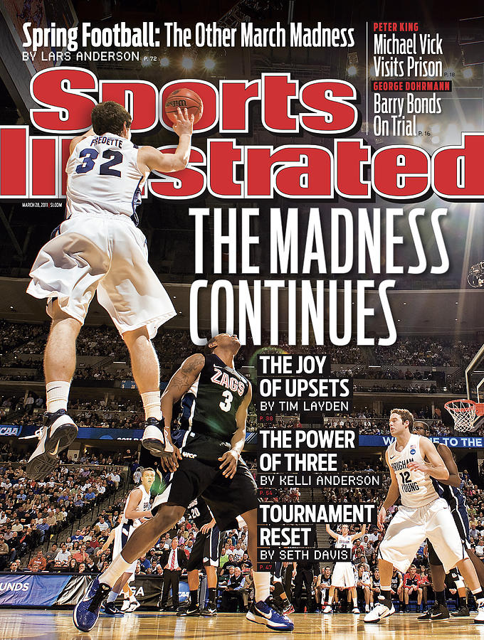 Ncaa Basketball Tournament - Third Round - Denver Sports Illustrated Cover Photograph by Sports Illustrated