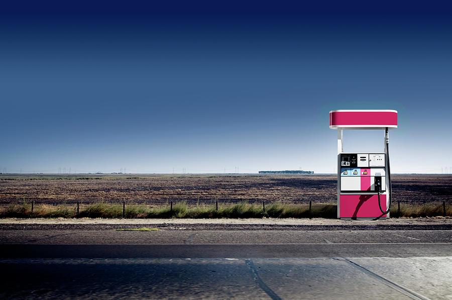 Need Gas Photograph by Tsuji