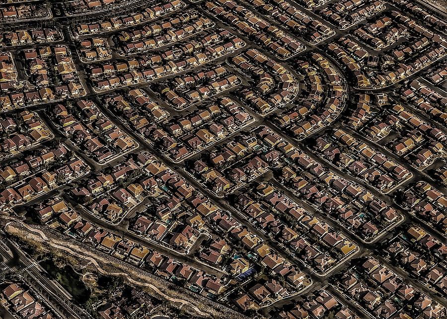Neighbors by Tony HUTSON