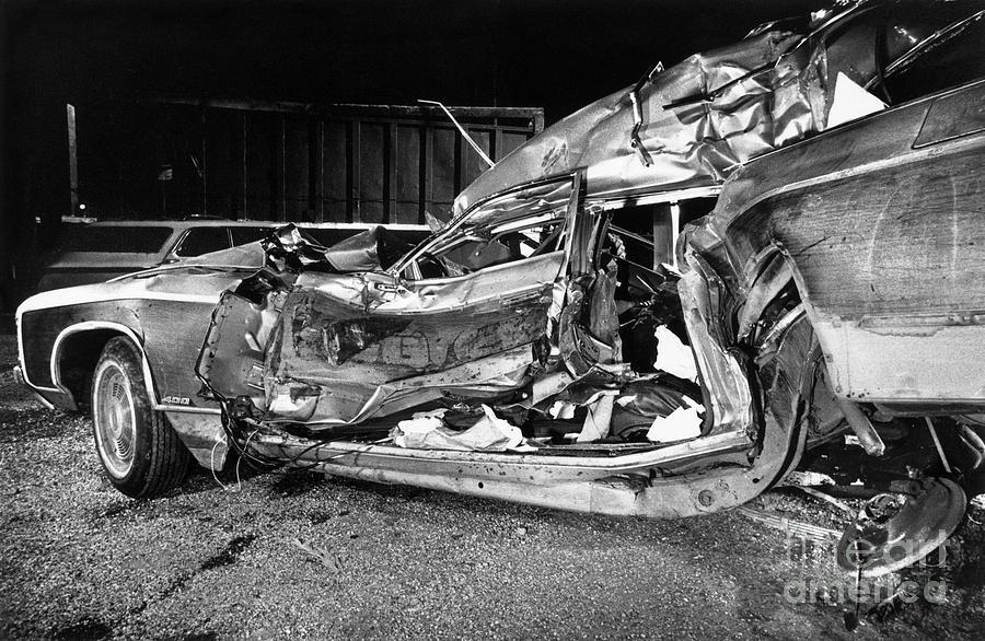 Neilia Biden Car Crash By Bettmann