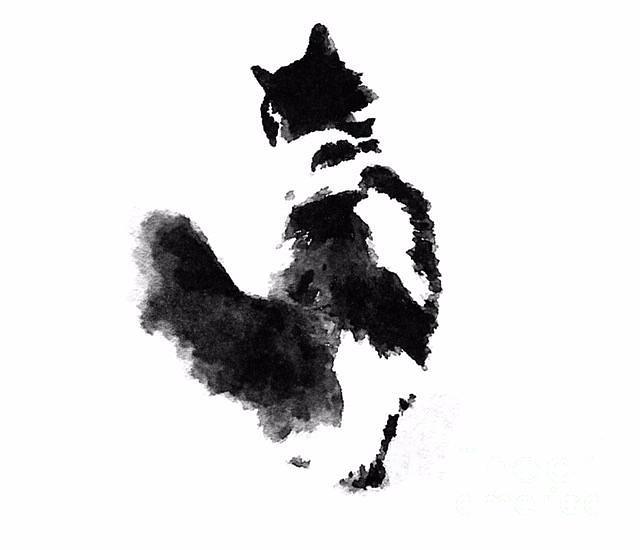 Neko Cat by Chris Scroggins
