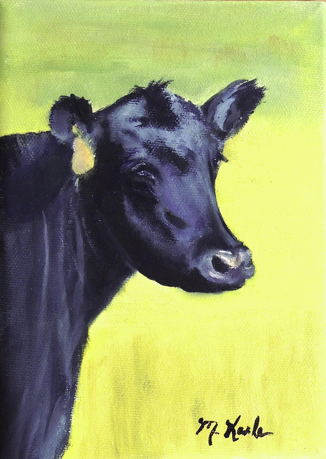 Nelson's Cow by Marsha Karle