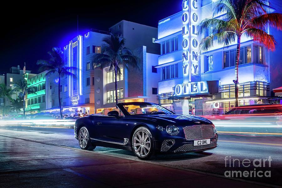 Neon Drive  by EliteBrands Co