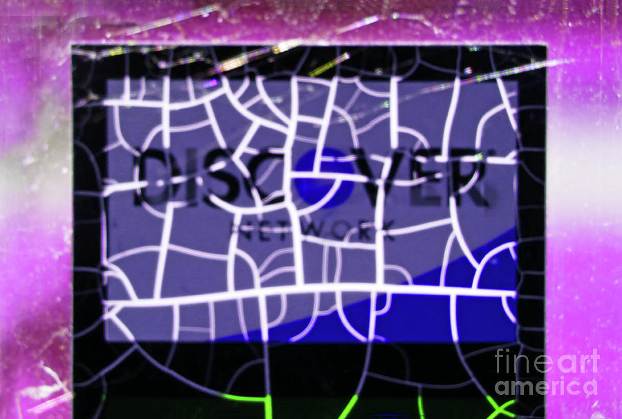 Neon Puzzle 300 Painting