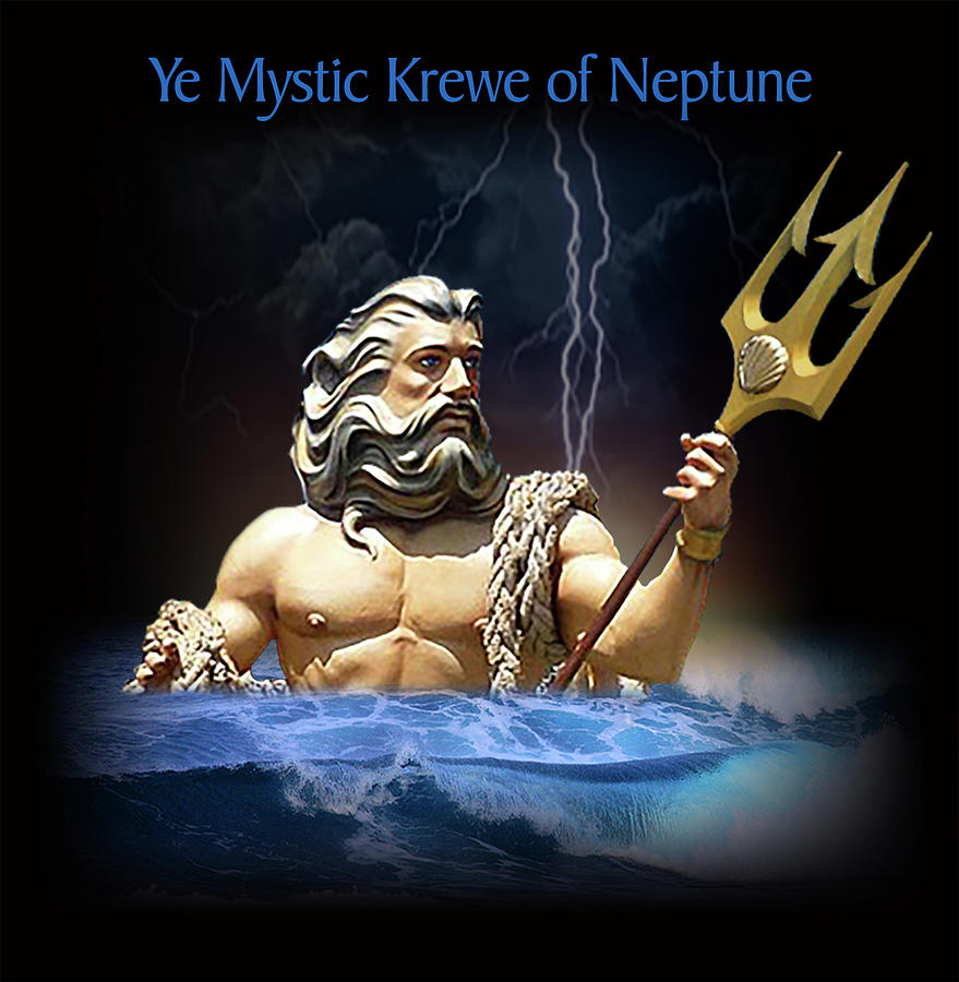 Neptune by Gary Greer
