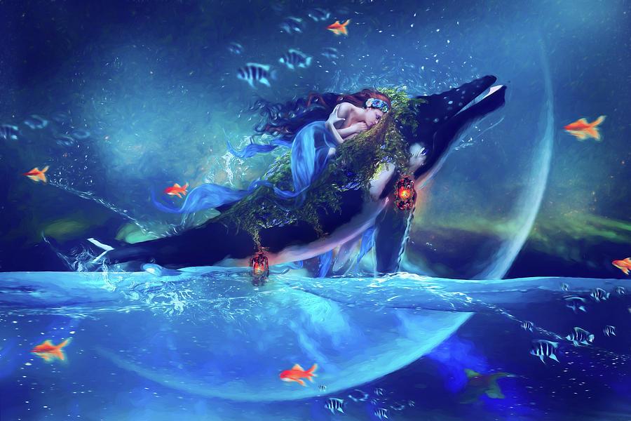 Neried's Dream by Karen Koski