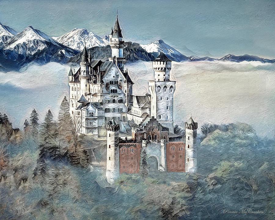 Neuschwanstein Castle 2 by Pennie McCracken