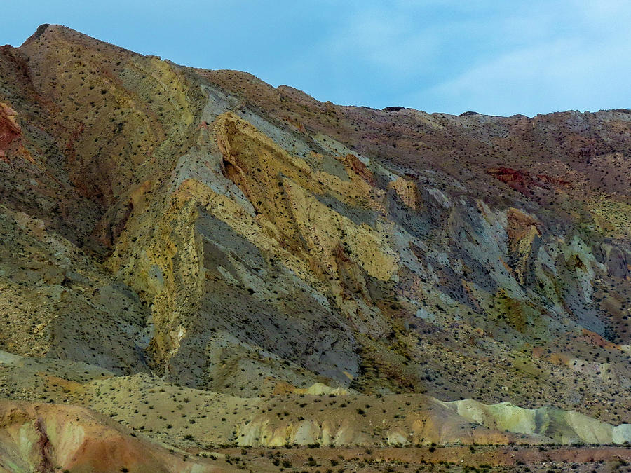 Nevada Colors by Patti Deters