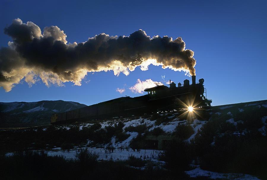 Nevada Sunrise Photograph by Mike Danneman