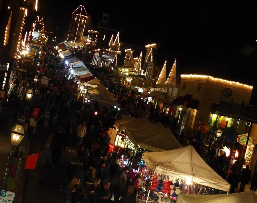Nevada City Victorian Christmas.Neveda City Victorian Christmas