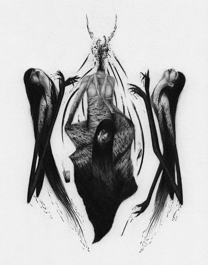 New Darkness - Artwork by Ryan Nieves