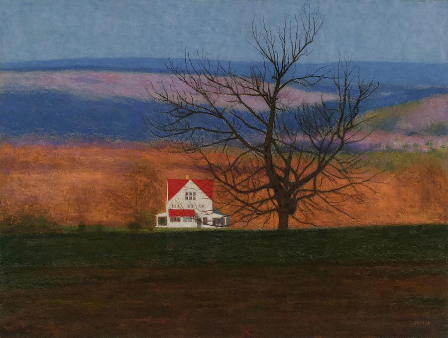New England View  by Jeff Gettis