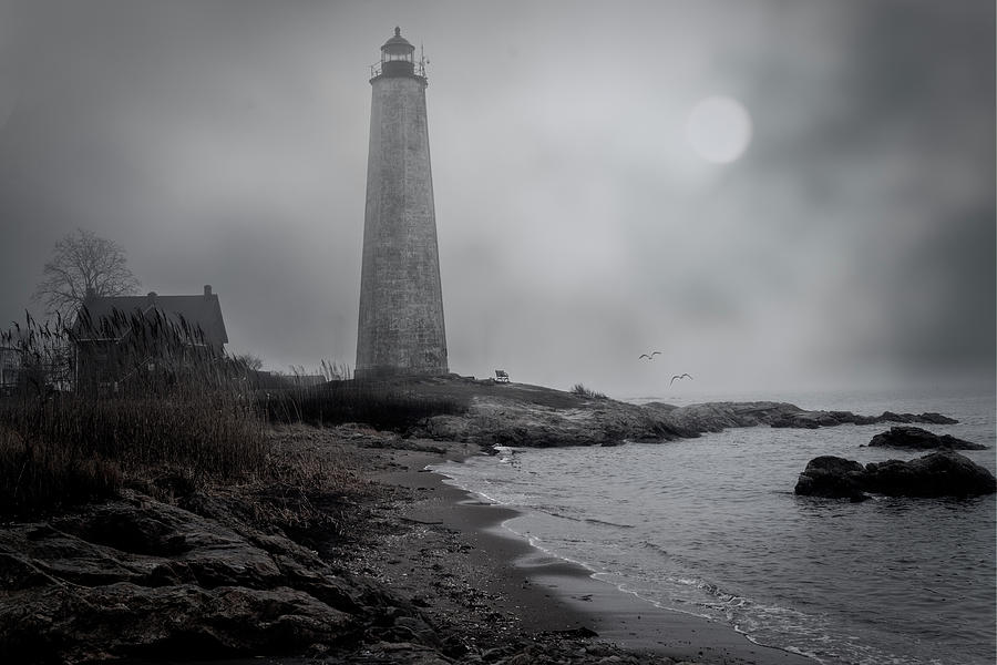 New Haven Lighthouse by Chris Lord