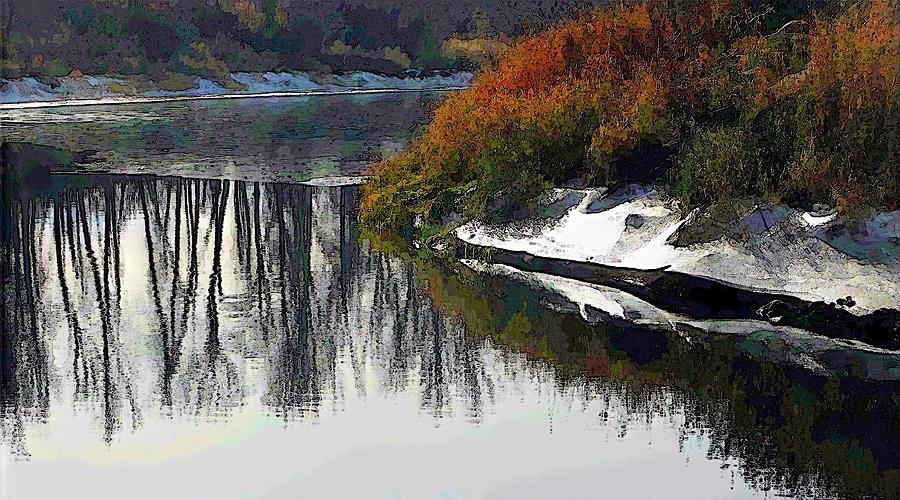 New Ice by Robert Bissett