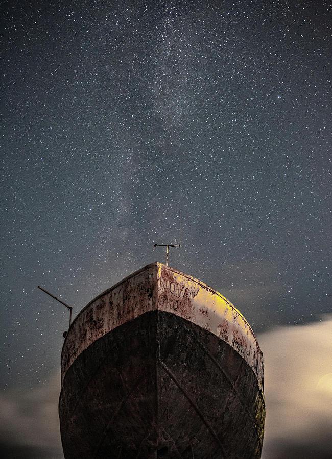 Milkyway Photograph - New Life Milkway  by Mark Mc neill