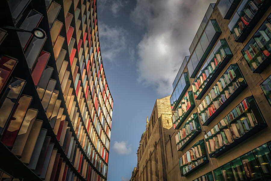 New Ludgate Reflections by Chris Fletcher