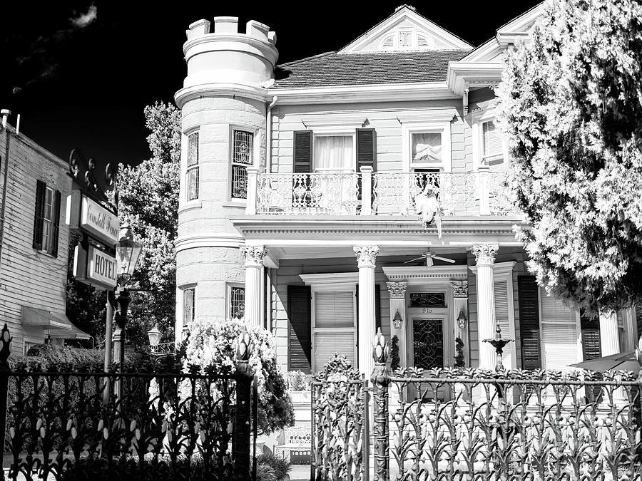 New Orleans Cornstalk Hotel by John Rizzuto