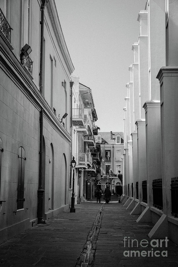New Orleans in black and white by Agnes Caruso