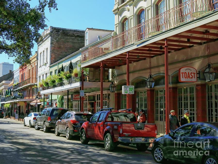 New Orleans by Marcia Lee Jones