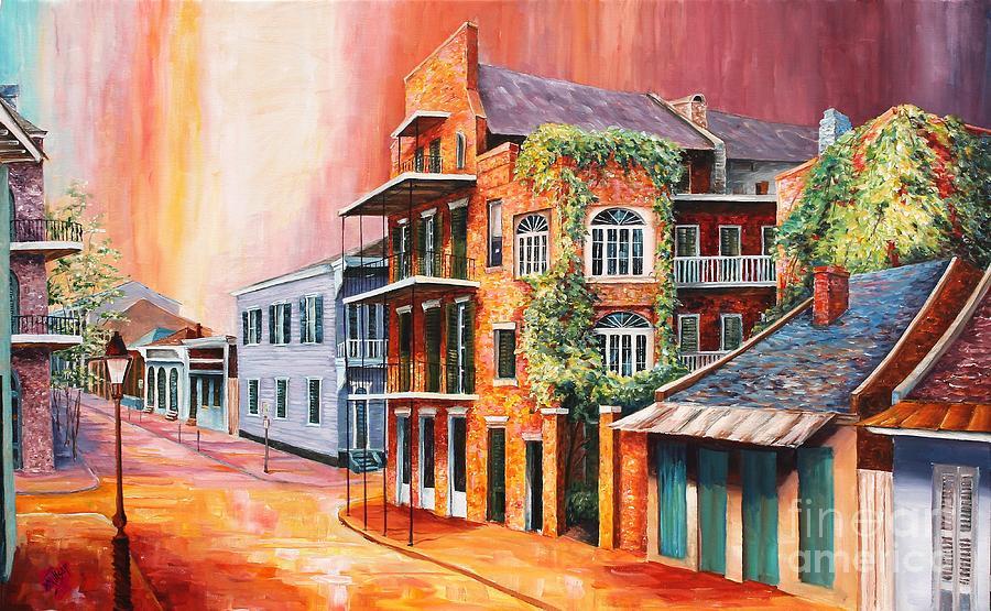 New Orleans Summer by Diane Millsap