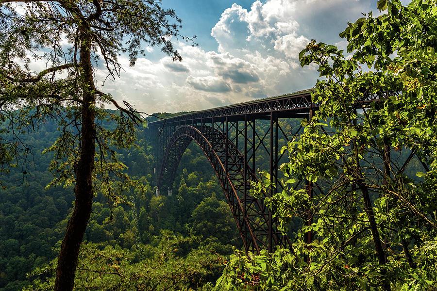 New River Gorge Bridge by Lori Coleman