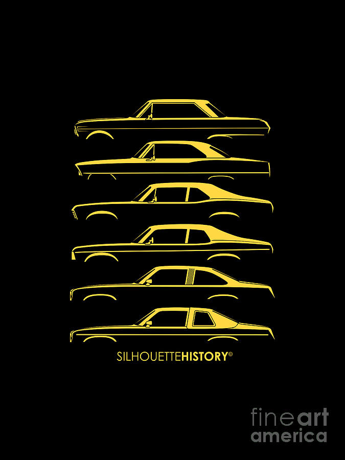 New Two Coupe SilhouetteHistory by Gabor Vida