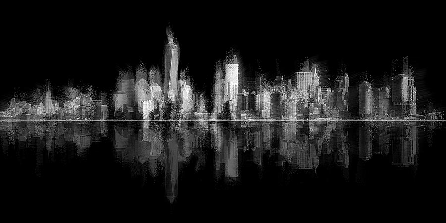 New York Black by David Manlove