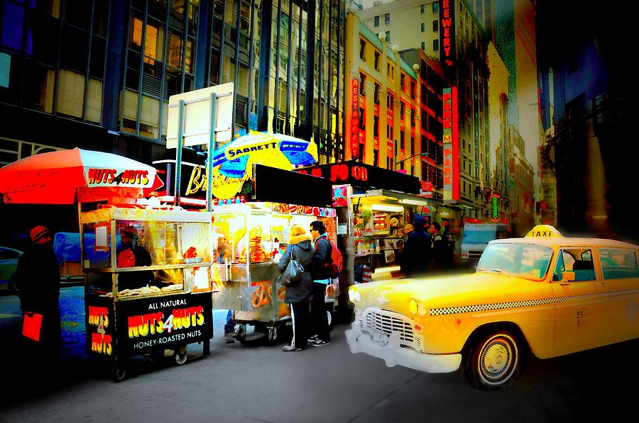 New York City Pretzels by Diana Angstadt