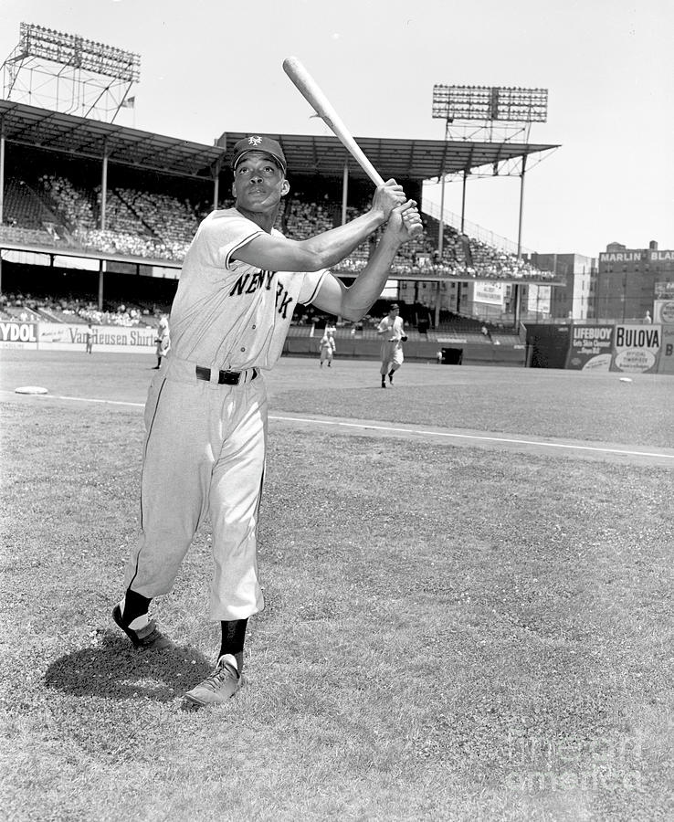 New York Giants Vs. Brooklyn Dodgers Photograph by Kidwiler Collection