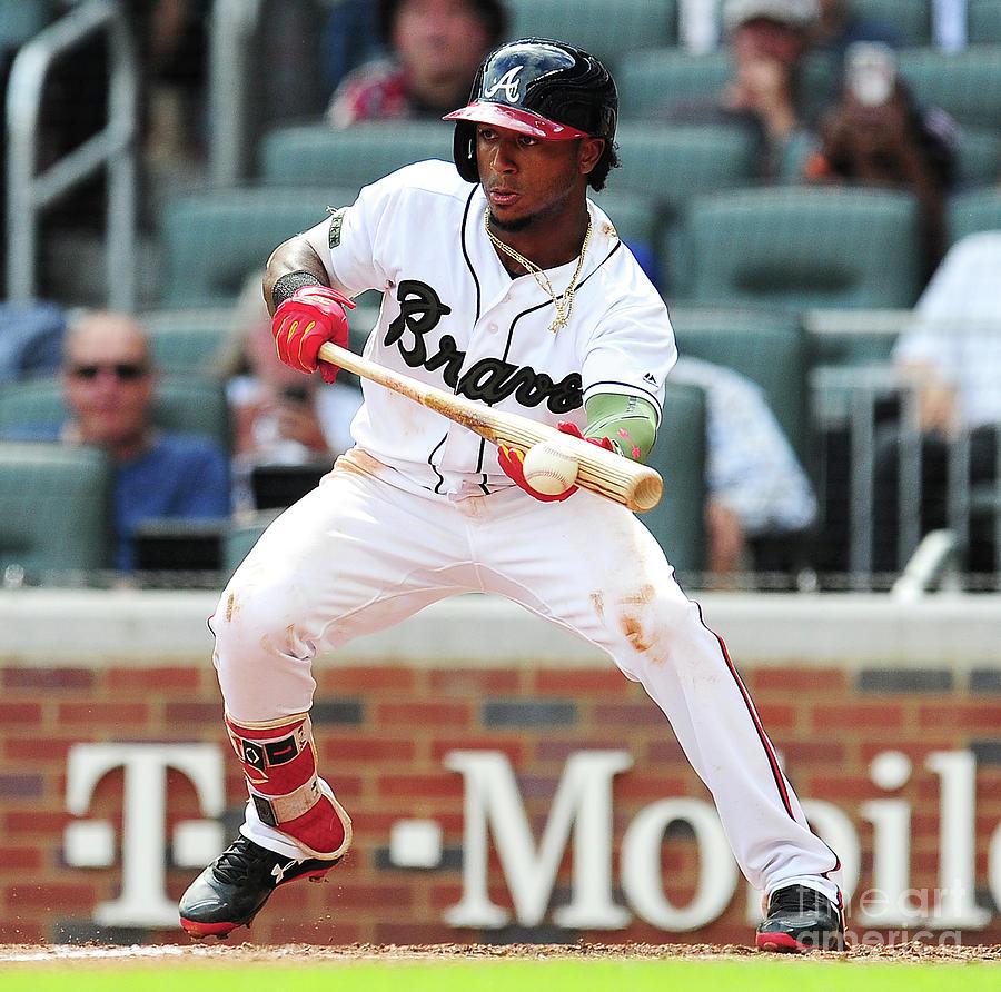 New York Mets V Atlanta Braves - Game Photograph by Scott Cunningham