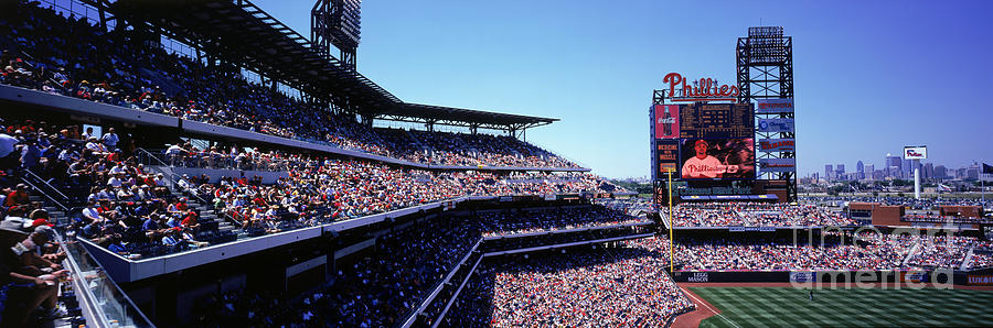 New York Mets V Philadelphia Phillies Photograph by Jerry Driendl