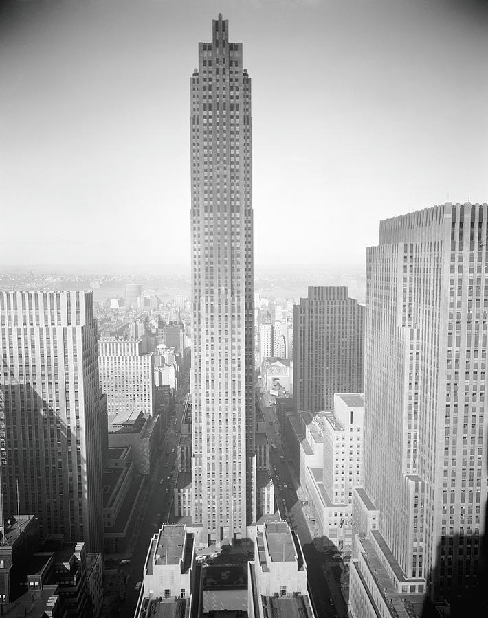 New York Skyline Photograph by H. Armstrong Roberts