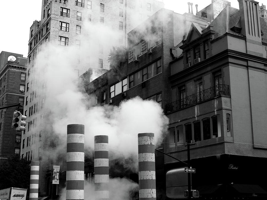 New York, Steam by Edward Lee