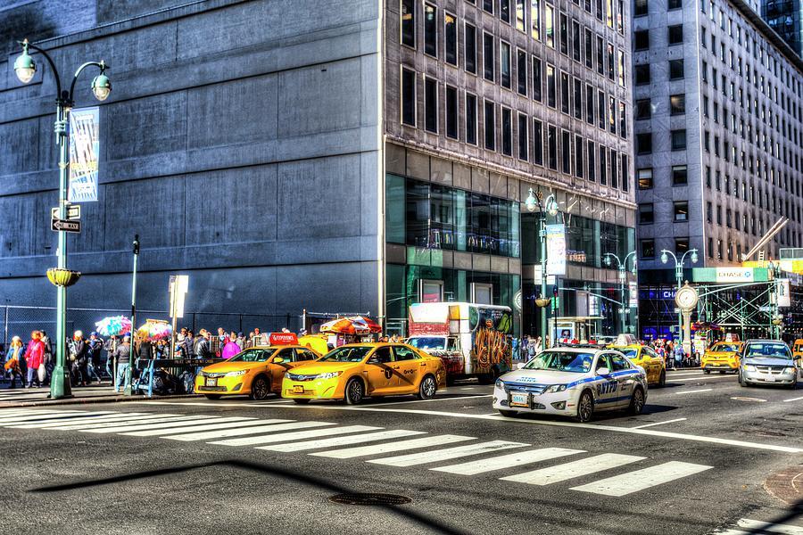 New York Streets  by David Pyatt