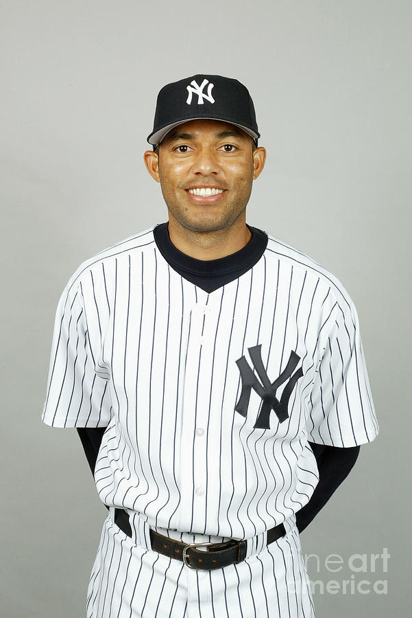 New York Yankees Photo Day At Legends Photograph by Mlb Photos