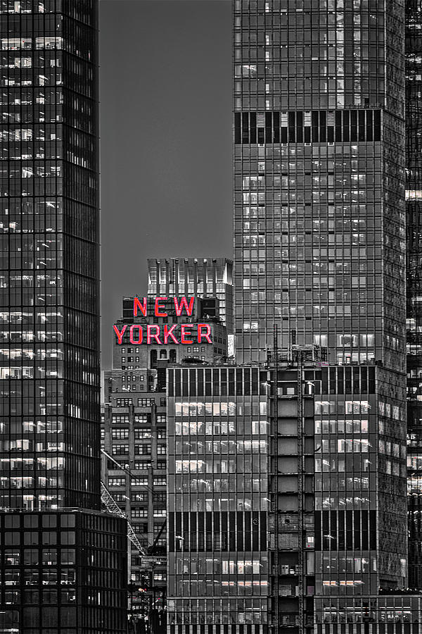 New Yorker Hotel NYC II by Susan Candelario