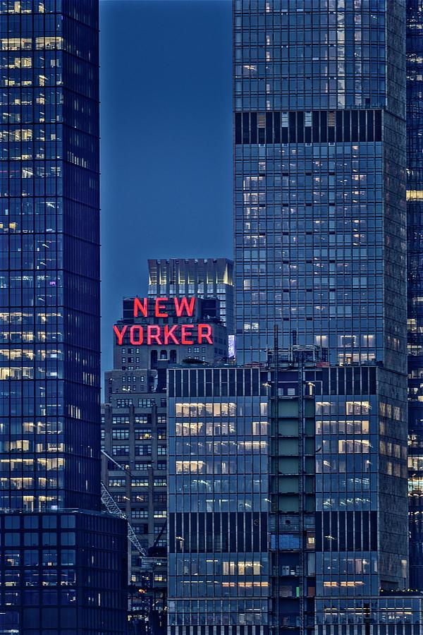 New Yorker Hotel NYC by Susan Candelario
