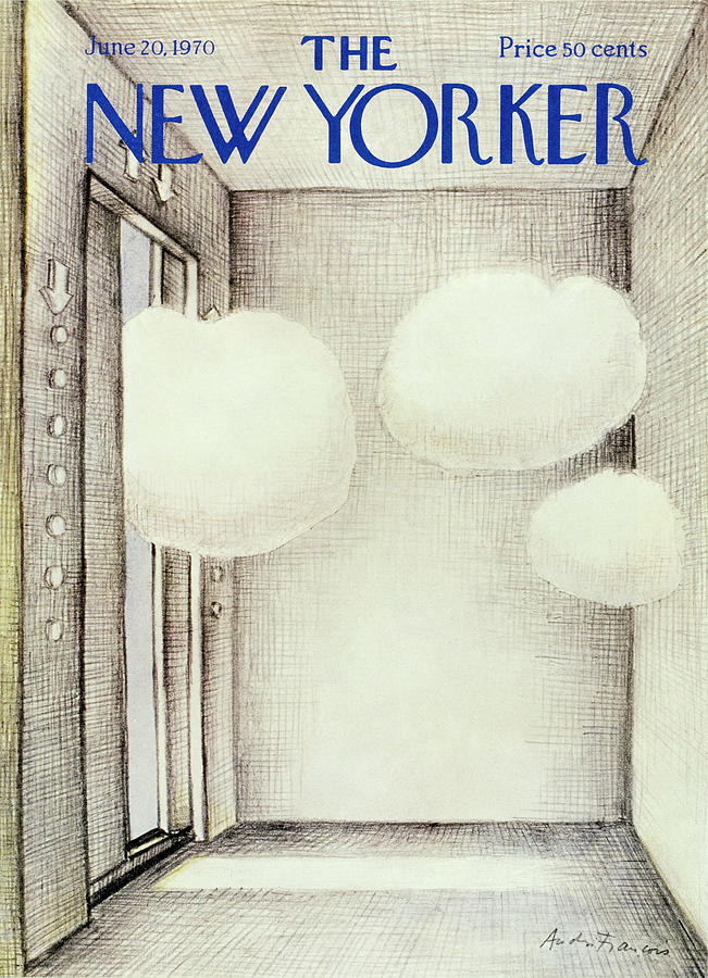 New Yorker June 20, 1970 Painting by Andre Francois