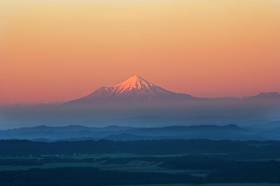New Zealand, Mount Taranaki Photograph by Frans Lemmens