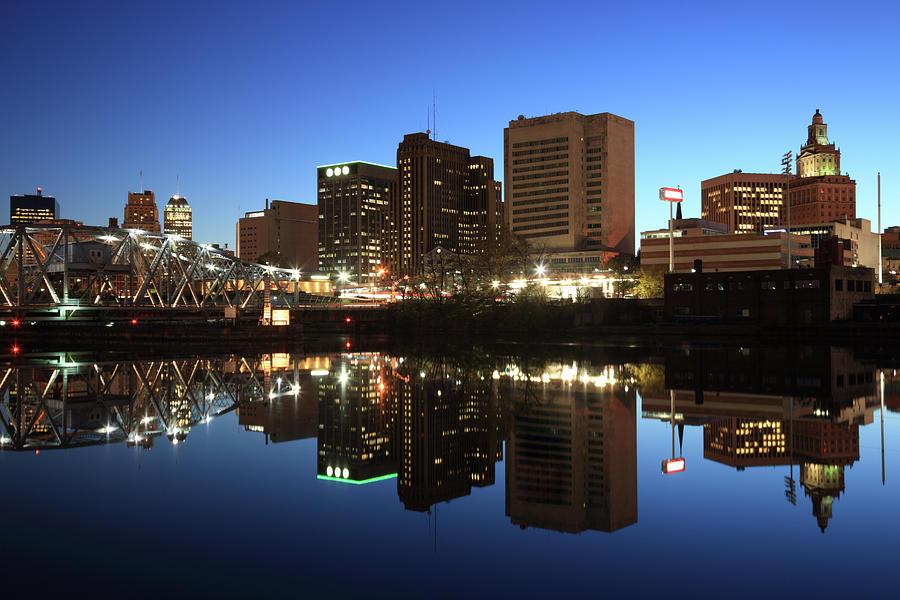 Newark, New Jersey Photograph by Jumper