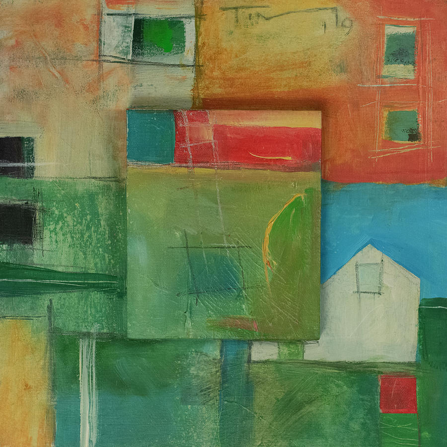 new home abstract by Tim Nyberg